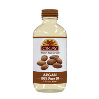 Moroccan Argan Oil 100% Pure Naturals-Nourishes & Moisturizes- Helps Heal Skin Aliments-Natural skin defense-Hydrating Hair Strengthener- For All Hair Textures And All Skin Types- Silicone, Paraben Free - Made in USA 1oz