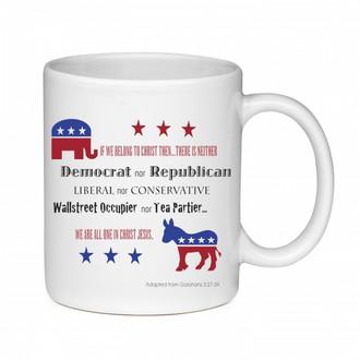 Belong to Christ- Coffee Mug