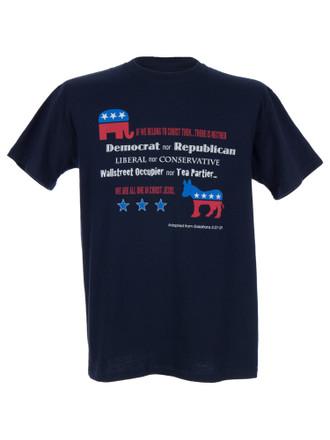 Belong to Christ-T-shirt (Navy)