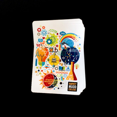 Back of playing cards
