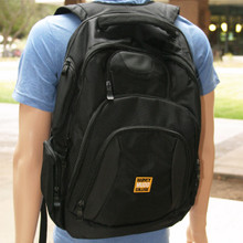 Deluxe Black Backpack