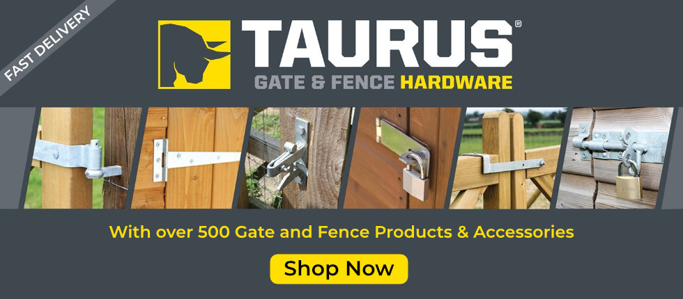 Taurus - With over 500 Gate and Fence Products & Accessories