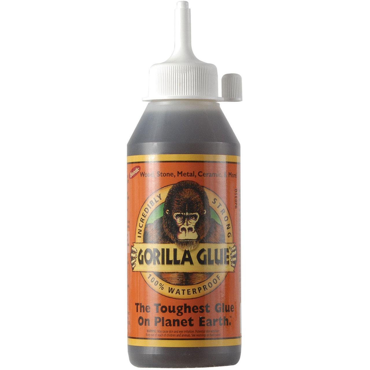 Gorilla glues and grab adhesives