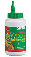 Everbuild 5 Minute Polyurethane Wood Adhesive Liquid 750g
