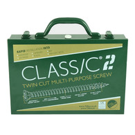 C2 Classic Screw Trade Case with 5 FREE V5 Impact Bits