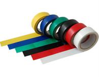 ULTRATAPE PVC Electrical Insulation Tape Fire Retardant 19mm x 33m BLACK