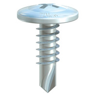 TIMCO WAFER Head SELF DRILLING Drywall Plasterboard Screws ZINC - Box of 1000
