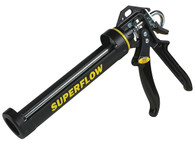 Everbuild Superflow Sealant Gun with Rotating Barrel for Cartridges up to 310ml