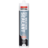 Soudal ALL WEATHER Sealant  Clear - 300ml