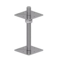 Birkdale Fencemate Adjustable Bolt Down Post Supports