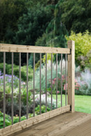 Cheshire Mouldings Silver Railing Kit