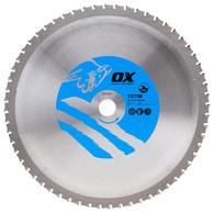 OX Metal Circular Saw Blade (OX-TCTM)