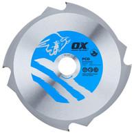 OX Cement Circular Saw Blade (OX-PCD)
