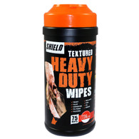 Shield Heavy Duty Builders Wipes (75 Wipes)
