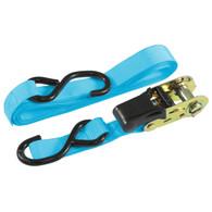 TIMco Veto S Hook Ratchet Straps - Standard Duty (5m x 25mm) 2PCS
