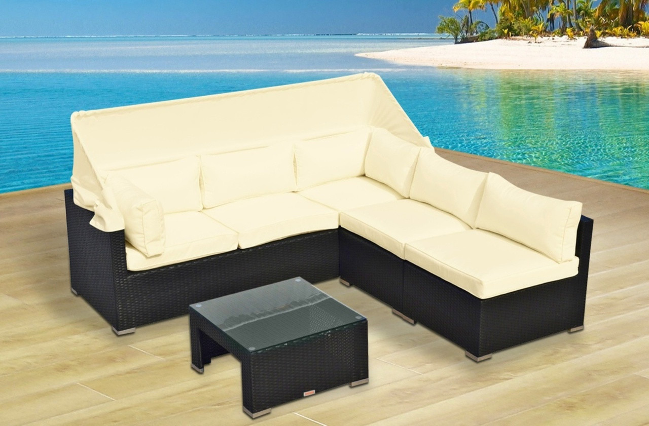 4pc Outdoor Sectional Set I Buy Now I Free Shipping