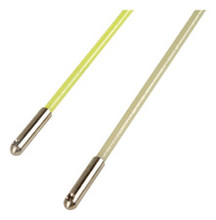 6ft. Luminous Fiberglass push/pull rod w/bull nose connector