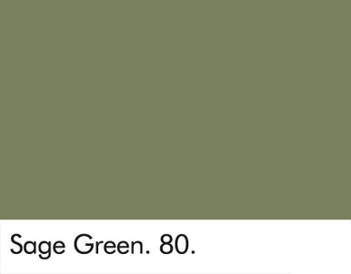 Dark Sage Green Little Greene Paint