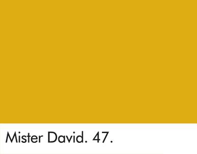 Mister David Sunshine Yellow Little Greene Paint