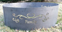 Family Fire Ring