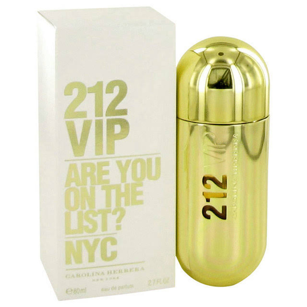 212 VIP Perfume for Women by Carolina Herrera - 2.7 oz Eau De Parfum Spray