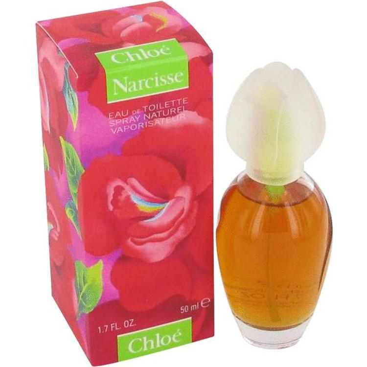 Narcisse Perfume by Chloe Womens Edt Spray 1.0 oz