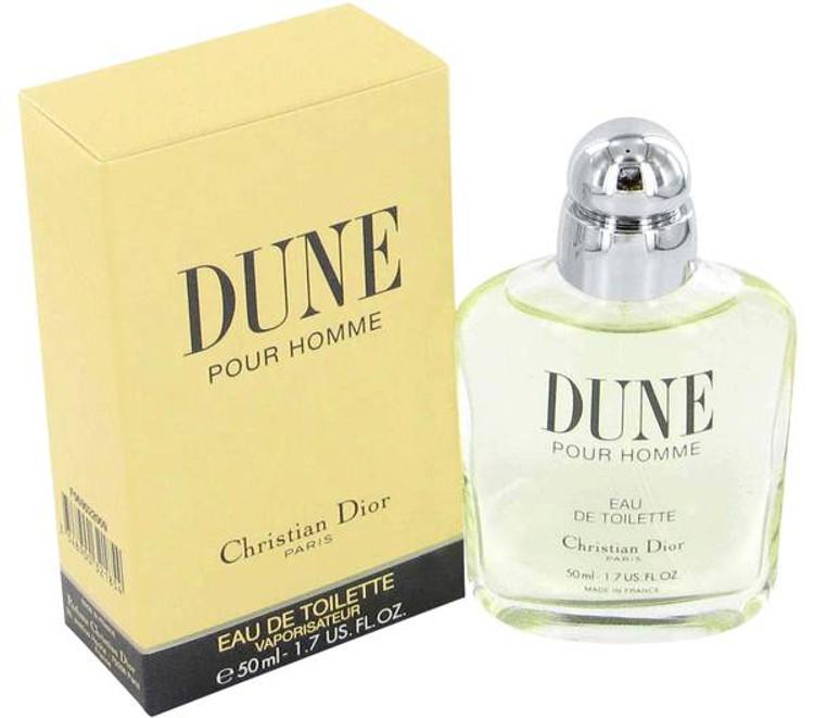 Dune fragrance Mens by Christain Dior Edt Spray 3.4 oz