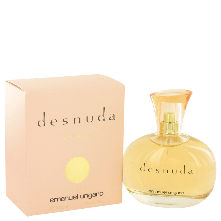 Desnuda Le Parfum for Women Perfume by Emanuel Ungaro Edp 3.4 oz
