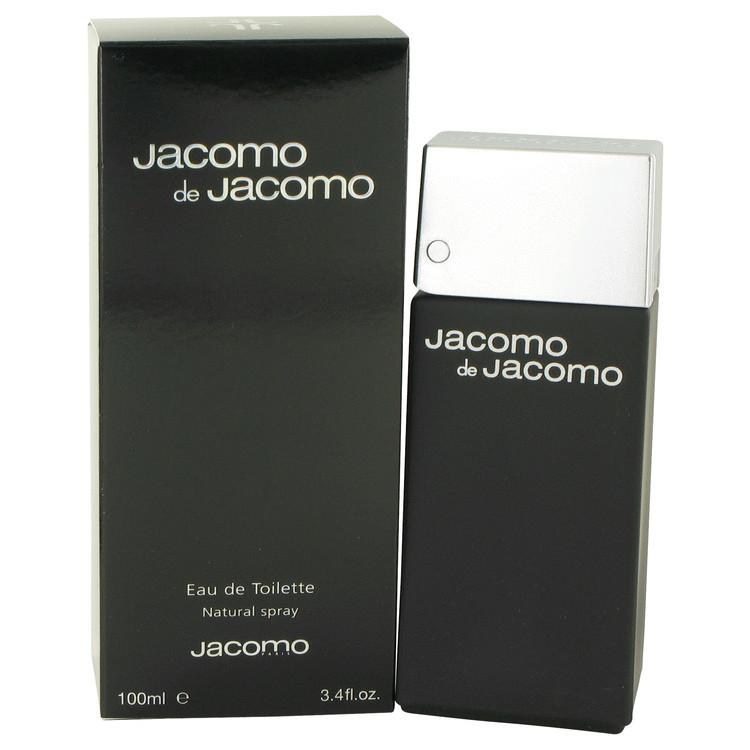 Mens Jacomo Cologne by Jacomo Edt Spray 3.4 oz