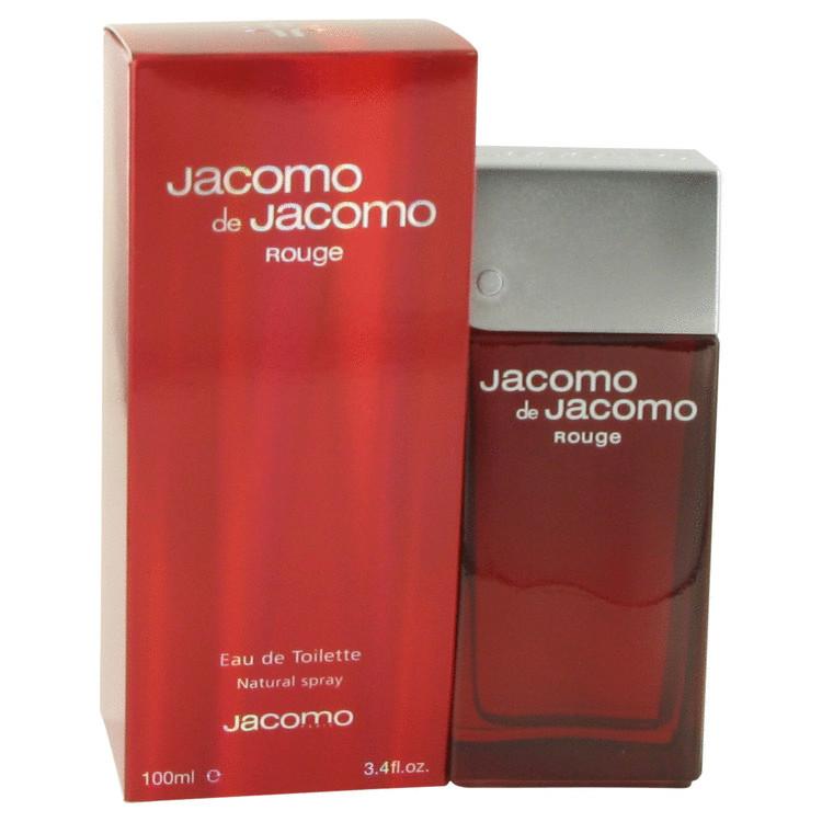 Jacomo De Jacomo Rouge Mens Cologne by Jacomo Edt Spray 3.4 oz
