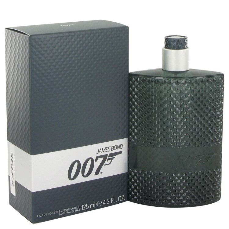 007 Cologne for Men by James Bond Edt Spray 4.2 oz