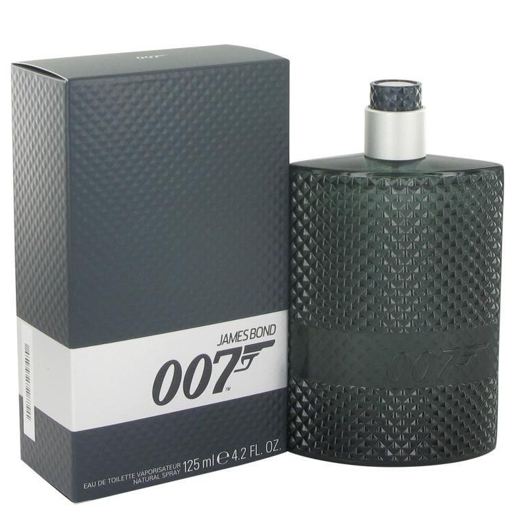 007 Mens Cologne by James Bond Edt Spray 4.2 oz
