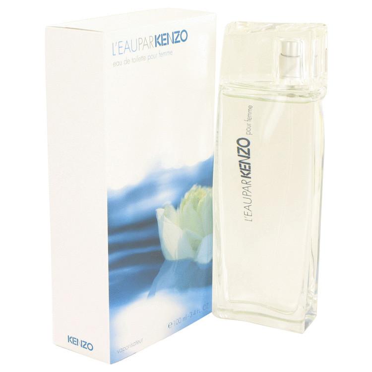 L'eau Par Kenzo Perfume for Women by Kenzo Edt Spray 3.4 oz
