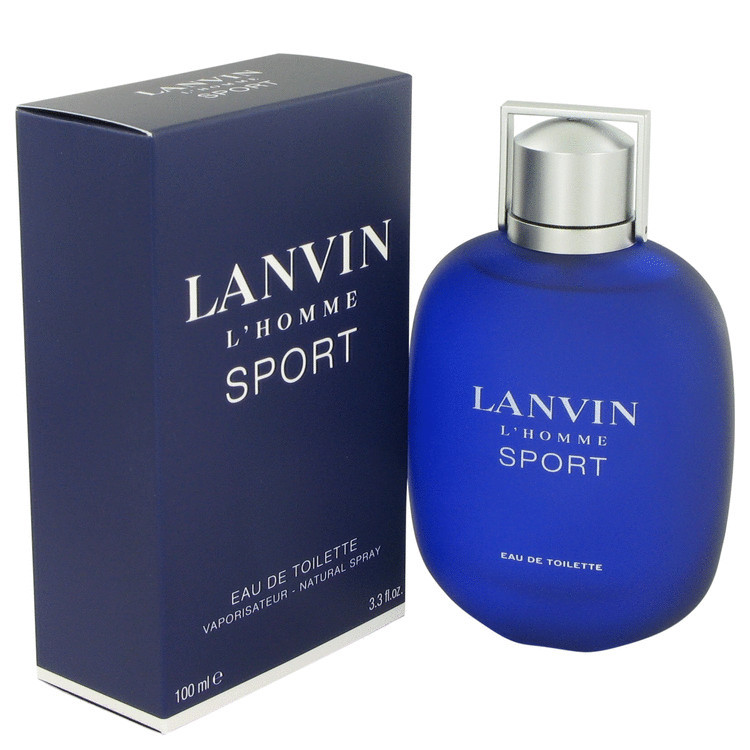 Lanvin L'Homme Sport by Lanvin For Men EDT Spray 3.3 oz