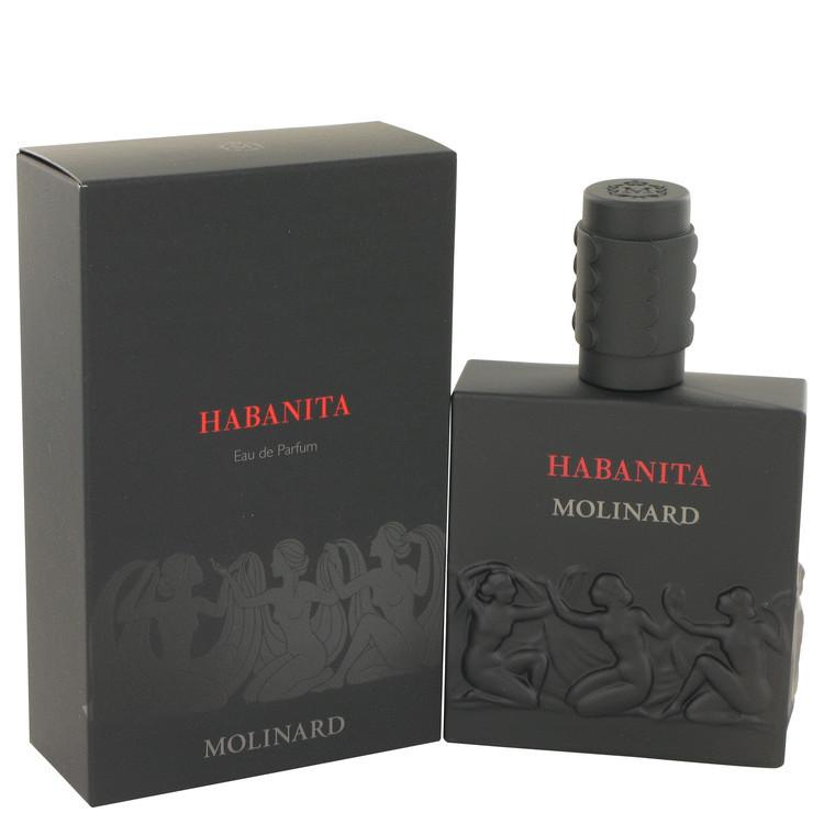 Habanita Perfume by Molinard for Women EDP Spray 2.5 oz