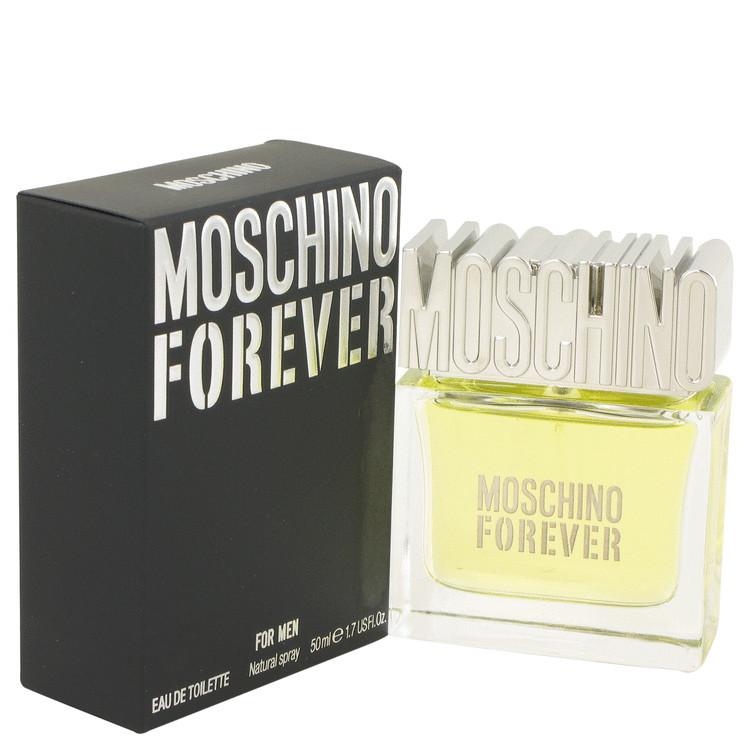 Moschino Forever by Moschino Eau De Toilette Spray 1.7 oz