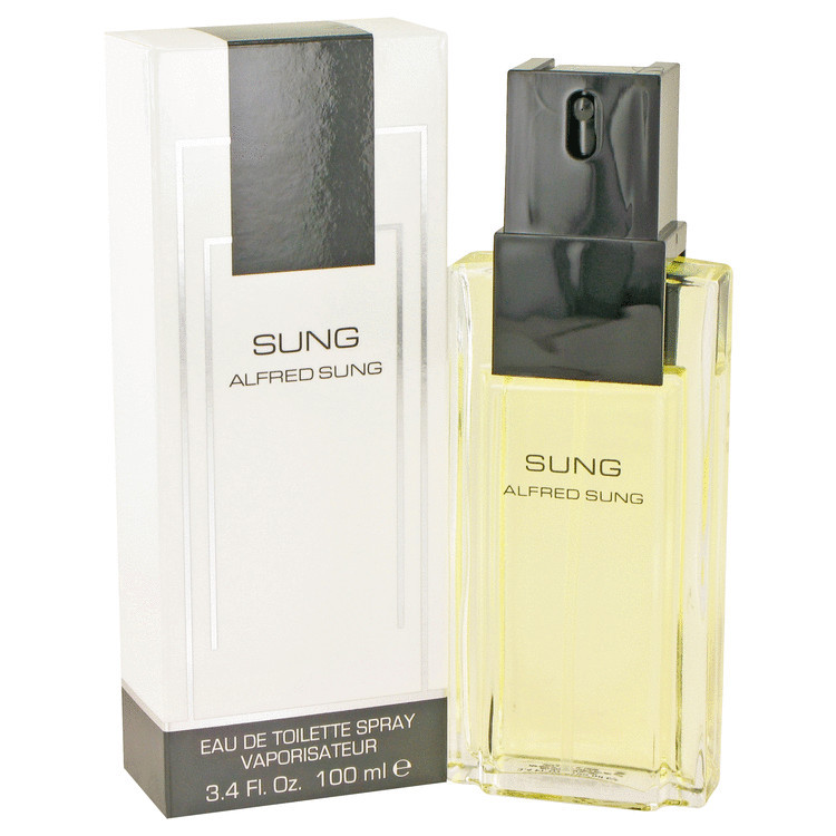 Sung Perfume for Women by Alfred Sung Edp Spray 3.3 oz