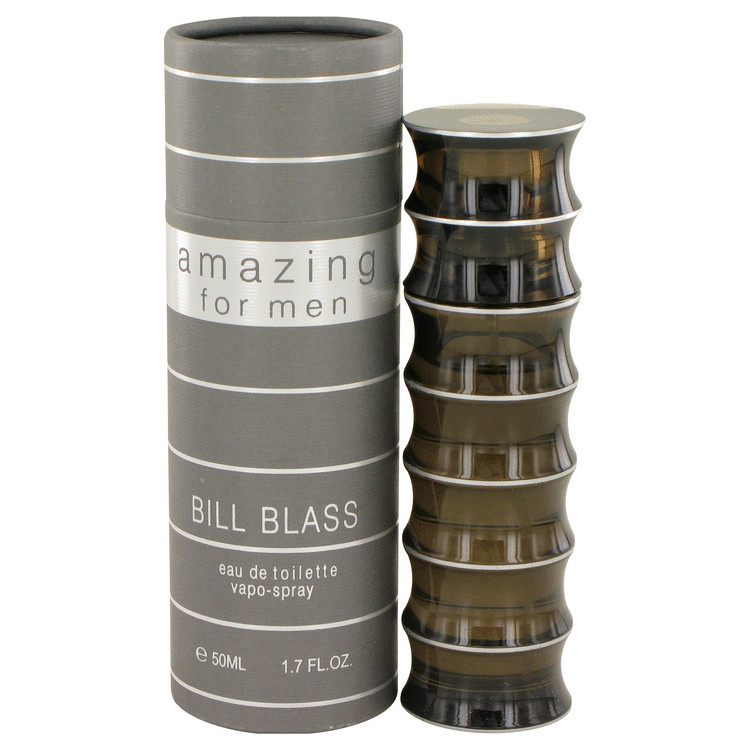 Amazing Cologne Mens by Bill Blass Edt Spray 1.7 oz