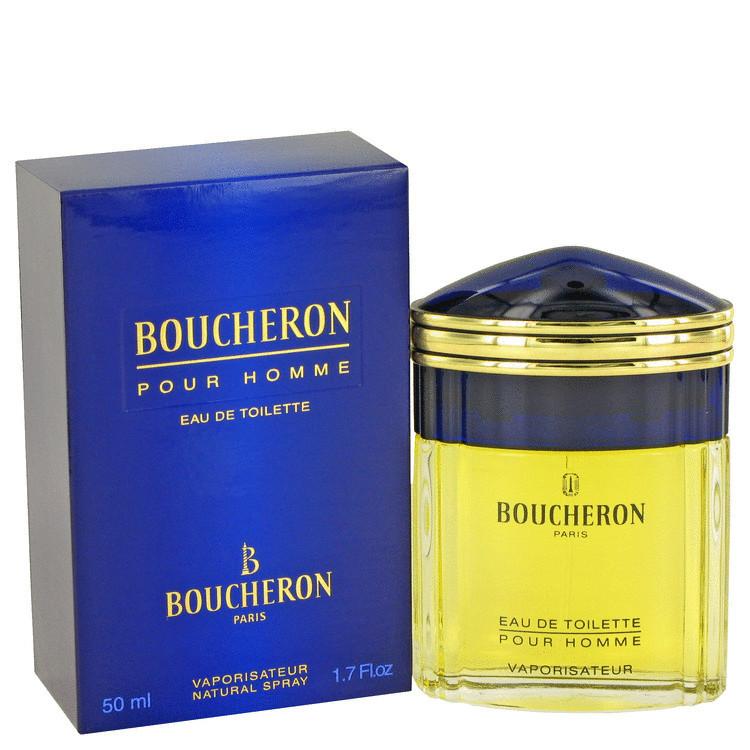 Boucheron Cologne for Men by Boucheron Edt Spray 1.7 oz