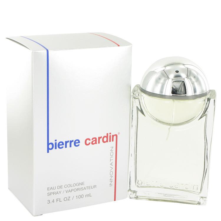Pierre Cardin Innovation Cologne for Men by Pierre Cardin Edc Spray 3.4 oz