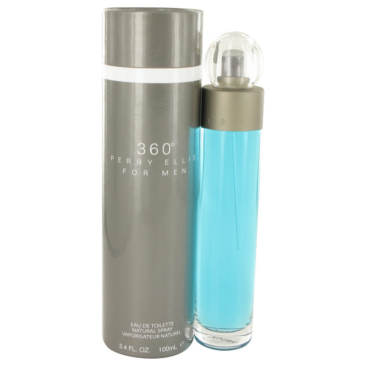 360 For Men by Perry Ellis Edt 3.3 oz