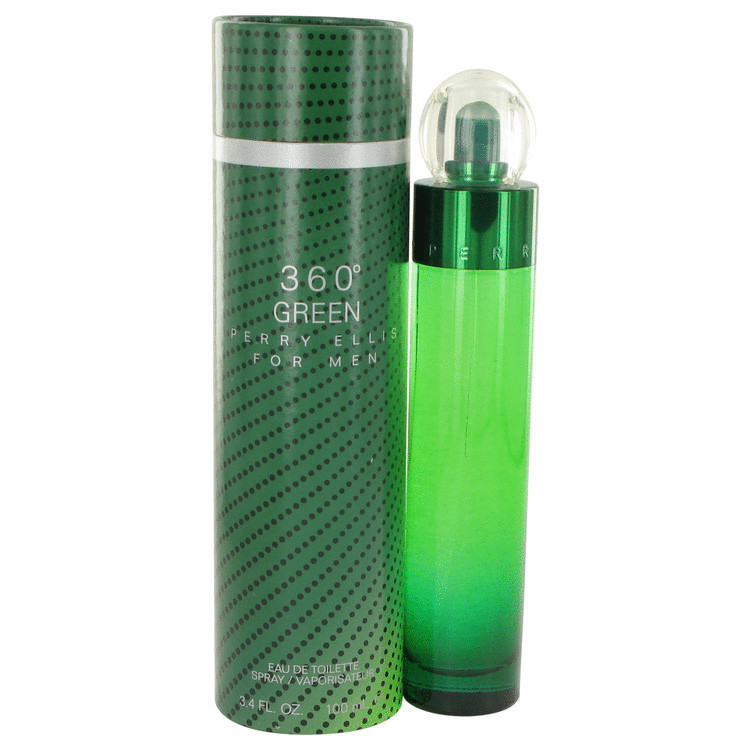 360 Green by Perry Ellis Edt 3.4 oz