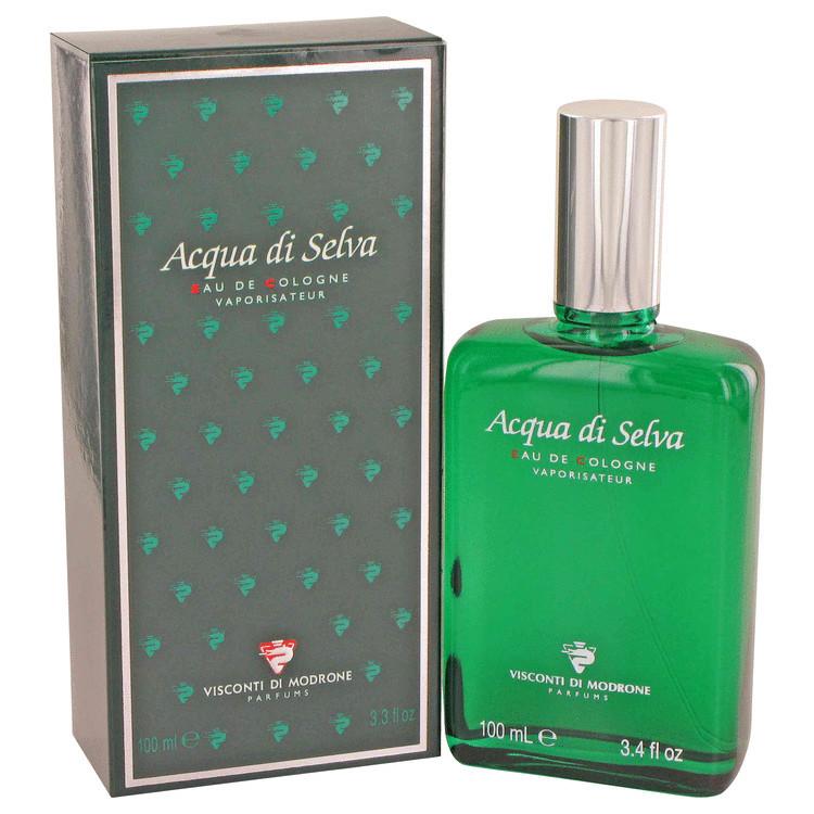 Acqua de Selva For Men by Visconte di Mondrone Edt 3.4 oz