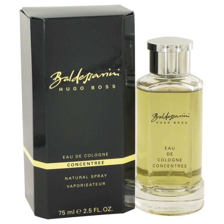 Baldessarini Cologne For Men Concentree by Hugo Boss Edc 2.5 oz