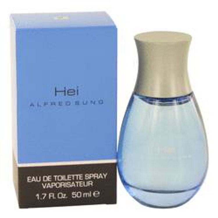 HEI  Men's Cologne By Alfred Sung  Edt Spray 1.7oz
