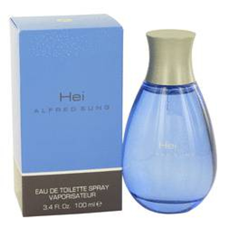 HEI   Cologne By Alfred Sung For Men  Edt Spray 3.4oz