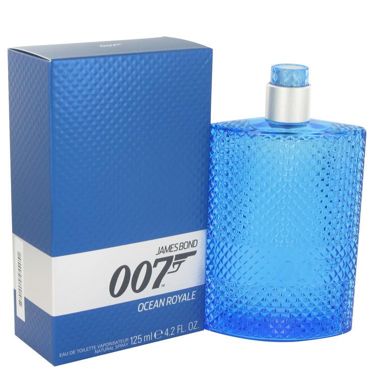 007 Ocean Royale Cologne 4.2oz Edt Spray