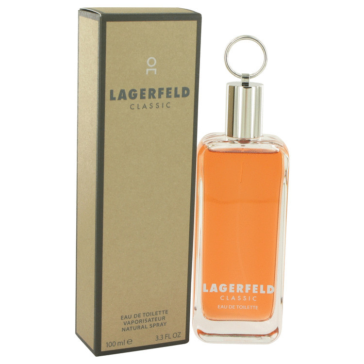 Lagerfeld Cologne for Men 3.3oz Edt Spray