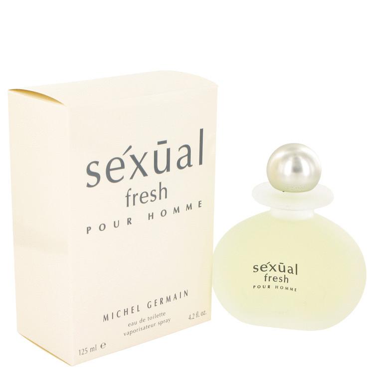 Sexual Fresh Men's Cologne Edt Spray 4.2oz