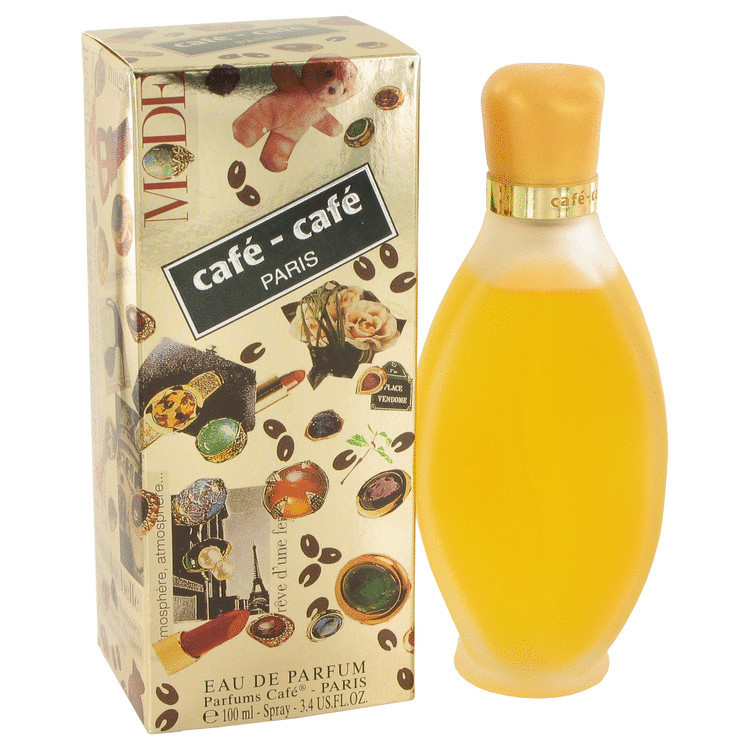 Cafe - Cafe Womens by Cofinluxe Edp Spray 3.4 oz